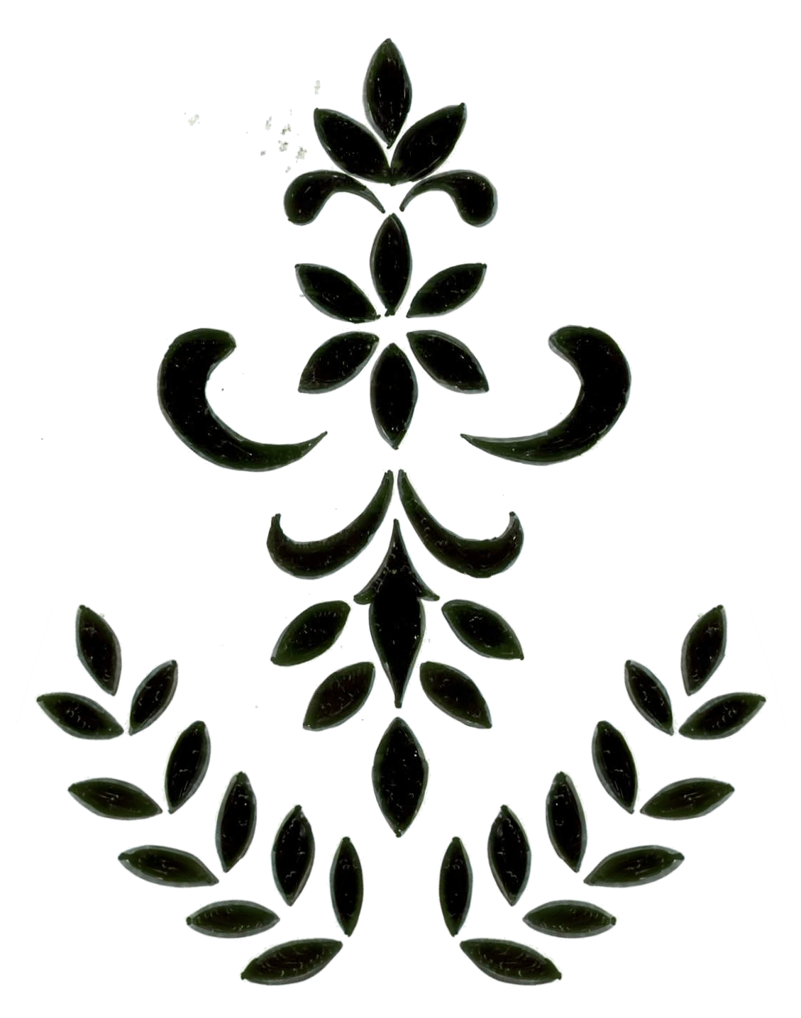 Embossing Pattern for Appliqué